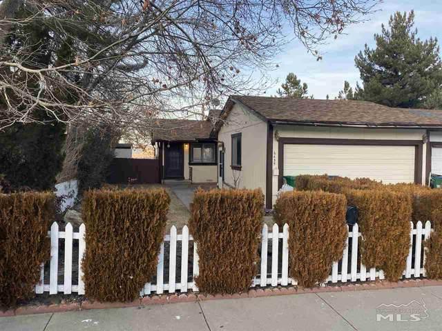 6435 Lotus St., Reno, NV 89506 (MLS #210000279) :: The Mike Wood Team