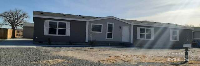 22 Pebble Beach Dr, Yerington, NV 89447 (MLS #210000287) :: Vaulet Group Real Estate
