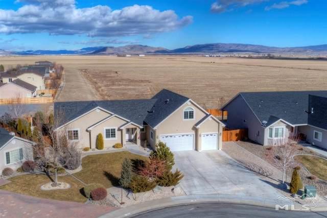 1280 Kimbles Way, Gardnerville, NV 89410 (MLS #210000294) :: NVGemme Real Estate