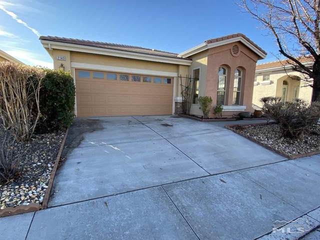 2149 Meritage, Sparks, NV 89434 (MLS #210000297) :: Colley Goode Group- eXp Realty