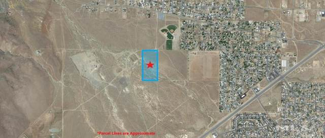 Vacant Land Apn 016-401-33, Dayton, NV 89403 (MLS #210000298) :: Craig Team Realty