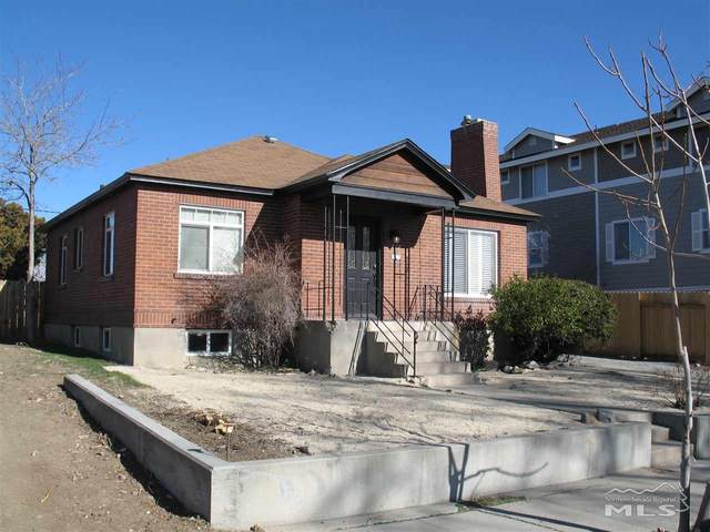 779 Stewart St, Reno, NV 89502 (MLS #210000299) :: Ferrari-Lund Real Estate