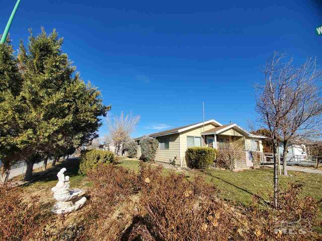 1080 W 5th Street, Fallon, NV 89406 (MLS #210000301) :: Colley Goode Group- eXp Realty
