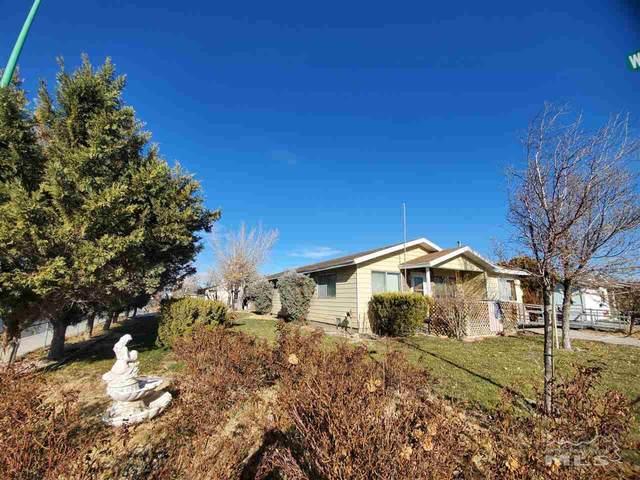 1080 W 5th Street, Fallon, NV 89406 (MLS #210000301) :: NVGemme Real Estate