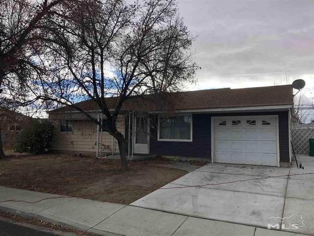 151 Quail Street, Sparks, NV 89431 (MLS #210000318) :: Colley Goode Group- eXp Realty
