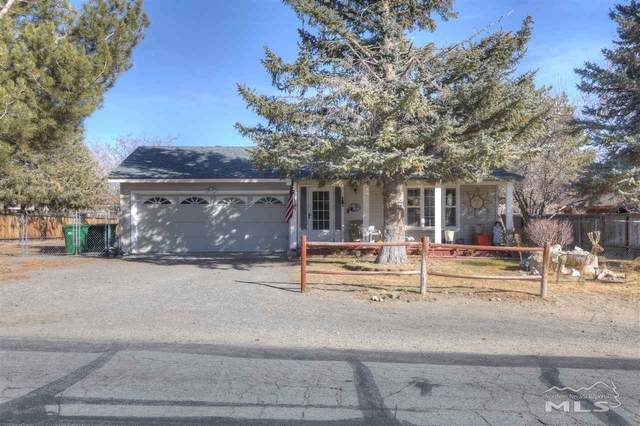 2343 Empire Ranch Road, Carson City, NV 89701 (MLS #210000327) :: The Mike Wood Team