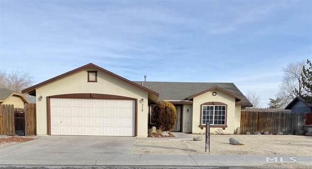 218 Fernwood Dr, Fernley, NV 89408 (MLS #210000337) :: NVGemme Real Estate