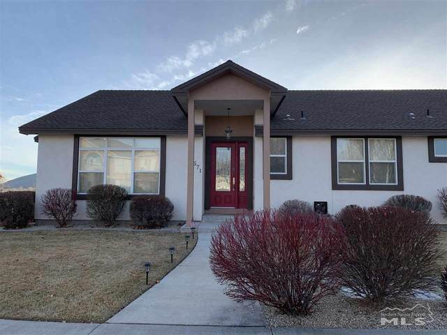 4571 Short Putt Rd, Carson City, NV 89701 (MLS #210000338) :: The Mike Wood Team