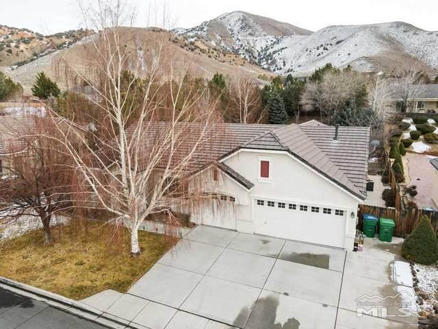 5870 E Hidden Valley, Reno, NV 89502 (MLS #210000343) :: Ferrari-Lund Real Estate
