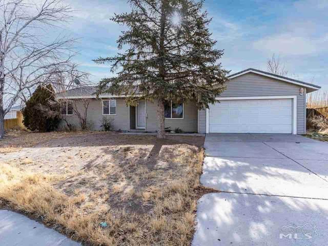 721 Earth Circle, Fernley, NV 89408 (MLS #210000349) :: NVGemme Real Estate