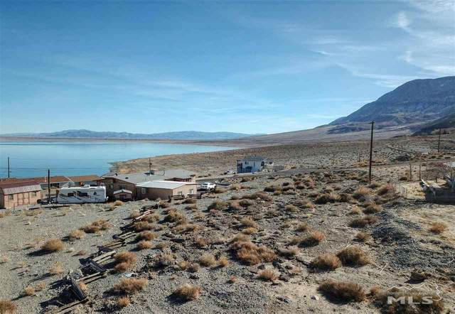134 E Cottonwood Drive, Walker Lake, NV 89415 (MLS #210000354) :: NVGemme Real Estate