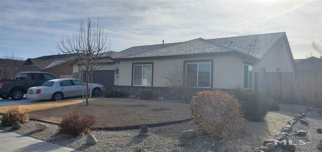 125 Carson River, Dayton, NV 89403 (MLS #210000372) :: Theresa Nelson Real Estate