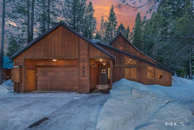 11862 Chateau Way, Truckee, Ca, CA 96161 (MLS #210000378) :: Vaulet Group Real Estate