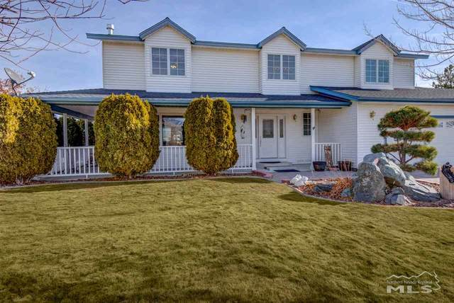4369 Muldoon Street, Carson City, NV 89701 (MLS #210000382) :: Colley Goode Group- eXp Realty