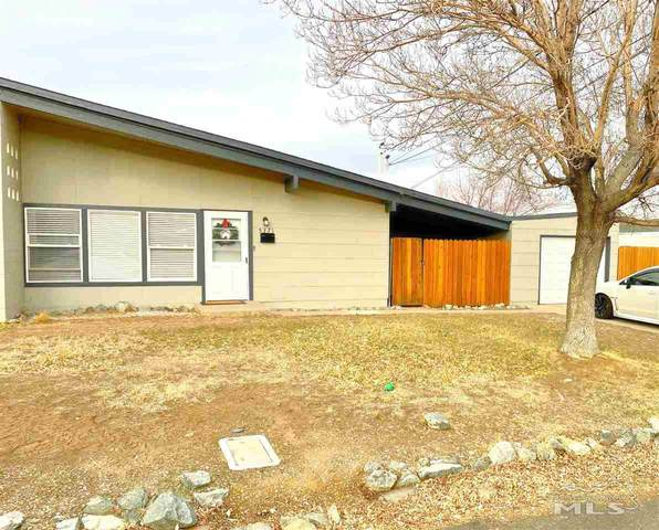 5371 Allegheny, Reno, NV 89506 (MLS #210000396) :: The Mike Wood Team