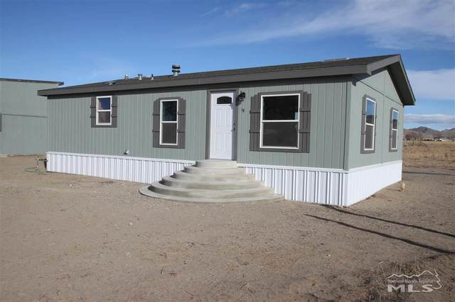 18 Dove Ln, Yerington, NV 89447 (MLS #210000403) :: Vaulet Group Real Estate