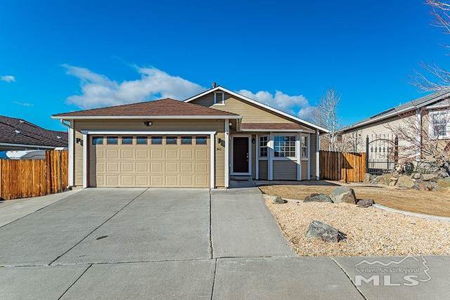 745 Talus Way, Reno, NV 89503 (MLS #210000408) :: The Mike Wood Team
