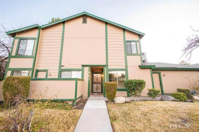 901 Tyler Way, Sparks, NV 89431 (MLS #210000409) :: Colley Goode Group- eXp Realty