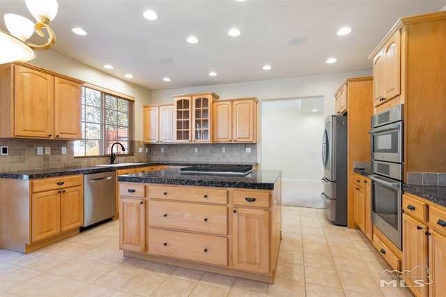 3147 Scralet Oak Circle, Sparks, NV 89436 (MLS #210000415) :: Ferrari-Lund Real Estate