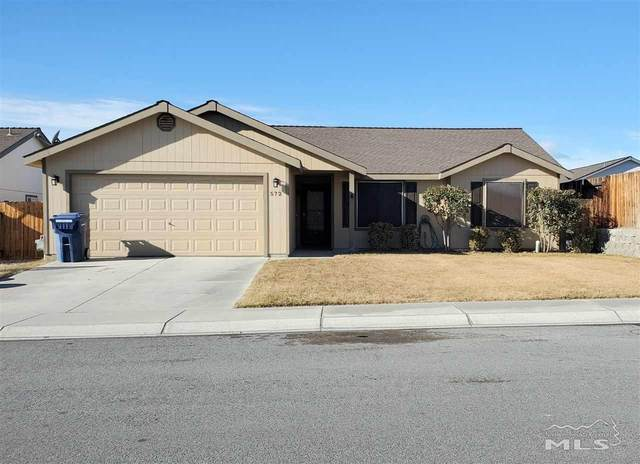 572 Spur Way, Fernley, NV 89408 (MLS #210000416) :: NVGemme Real Estate