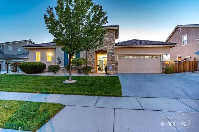 6505 Sandy Rock Rd, Sparks, NV 89436 (MLS #210000426) :: The Mike Wood Team