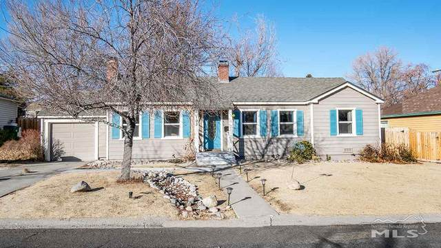 103 Sunnyside Drive, Reno, NV 89503 (MLS #210000431) :: Ferrari-Lund Real Estate