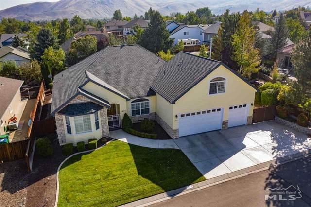 1815 Desert Peach, Carson City, NV 89703 (MLS #210000442) :: The Mike Wood Team