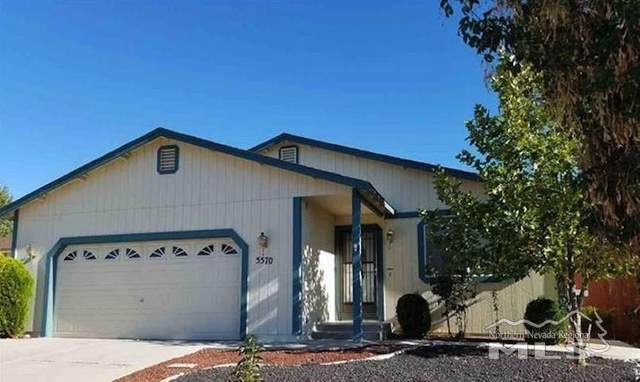5570 Fire Weed Court, Reno, NV 89433 (MLS #210000449) :: The Mike Wood Team