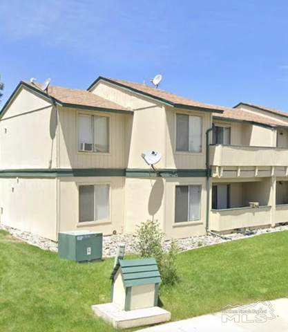 3949 Clear Acre #282, Reno, NV 89512 (MLS #210000450) :: Ferrari-Lund Real Estate
