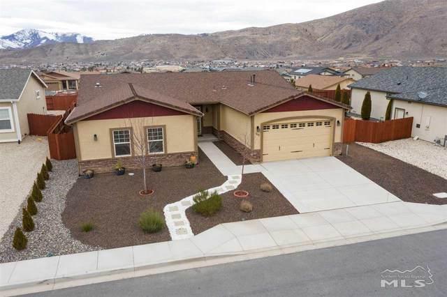 18187 Kodiak Bear Court, Reno, NV 89508 (MLS #210000460) :: The Mike Wood Team