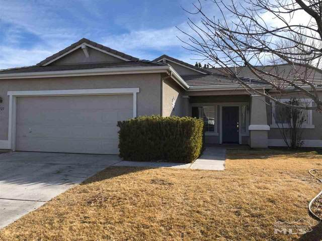 9525 Rusty Nail Drive, Reno, NV 89521 (MLS #210000462) :: Craig Team Realty