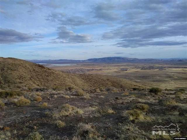 40 acres Silver Springs, Silver Springs, NV 89429 (MLS #210000469) :: The Mike Wood Team