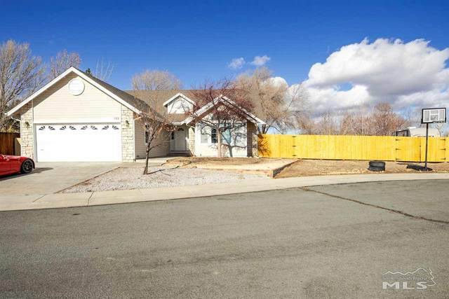 562 Greenbriar, Carson City, NV 89701 (MLS #210000483) :: Colley Goode Group- eXp Realty