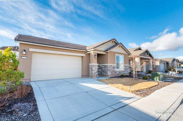 6093 Ditch Rider, Sparks, NV 89436 (MLS #210000484) :: The Mike Wood Team