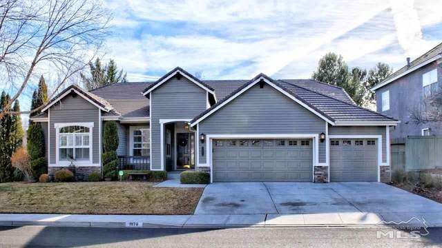 1870 Rolling Brook Lane, Reno, NV 89519 (MLS #210000493) :: Colley Goode Group- eXp Realty