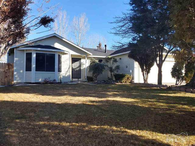 1328 Leonard Road, Gardnerville, NV 89460 (MLS #210000497) :: NVGemme Real Estate