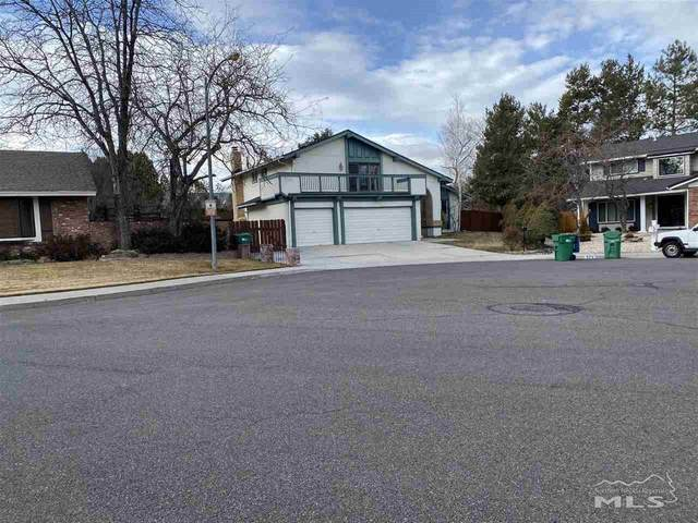 4795 Golden Springs, Reno, NV 89509 (MLS #210000499) :: Colley Goode Group- eXp Realty