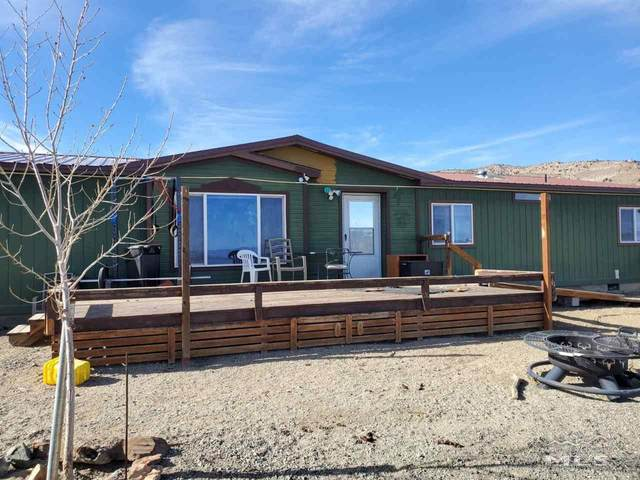 1 Lucky Boy Pass, Hawthorne, NV 89415 (MLS #210000502) :: Vaulet Group Real Estate