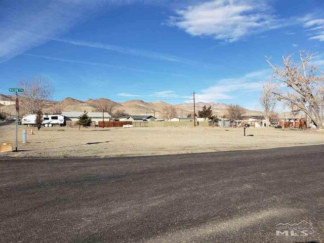 522 Mason Ave, Yerington, NV 89447 (MLS #210000508) :: Ferrari-Lund Real Estate