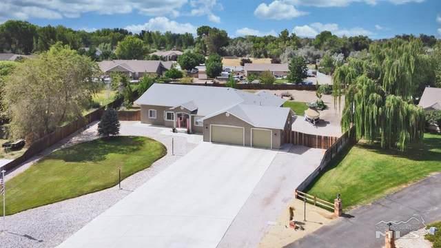 3175 Brookside Cir, Fallon, NV 89406 (MLS #210000515) :: Theresa Nelson Real Estate