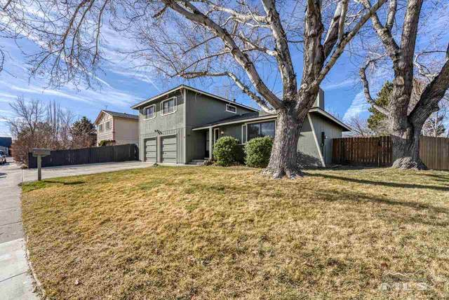 7505 Berryhill Dr., Reno, NV 89511 (MLS #210000516) :: Colley Goode Group- eXp Realty