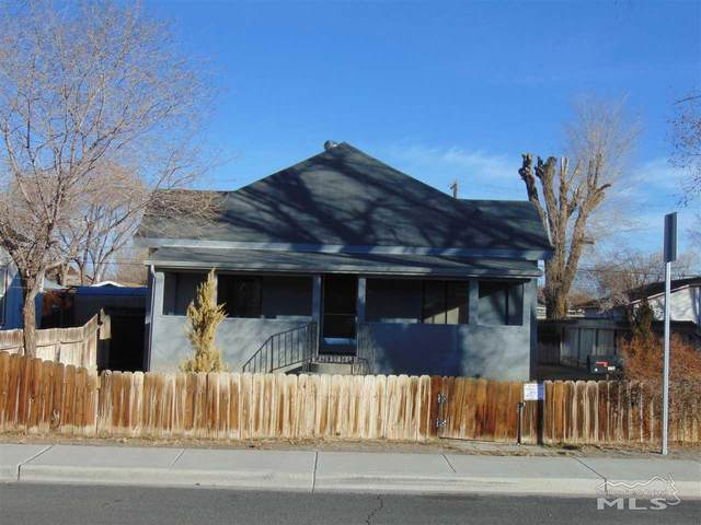 275 S Russell Street, Fallon, NV 89406 (MLS #210000518) :: Ferrari-Lund Real Estate