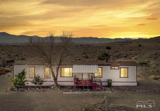 353 Six Mile Canyon Rd, Dayton, NV 89403 (MLS #210000520) :: Colley Goode Group- eXp Realty
