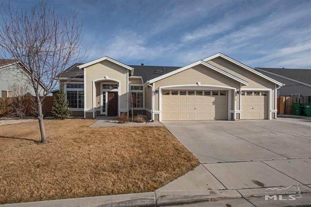 17710 Sapphire Canyon Ct, Reno, NV 89508 (MLS #210000524) :: Colley Goode Group- eXp Realty
