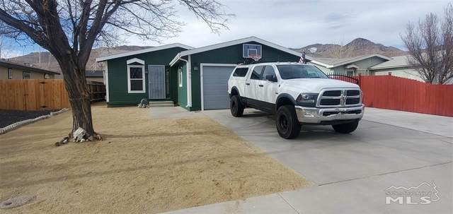 205 Glen Vista Drive, Dayton, NV 89403 (MLS #210000527) :: Ferrari-Lund Real Estate