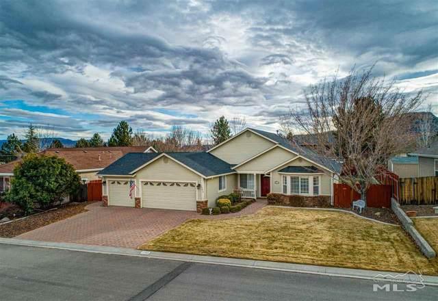 1743 Desert Peach Dr, Carson City, NV 89703 (MLS #210000528) :: Ferrari-Lund Real Estate