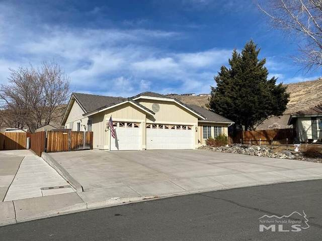 5255 Canyon Rim Court, Sparks, NV 89436 (MLS #210000538) :: Craig Team Realty