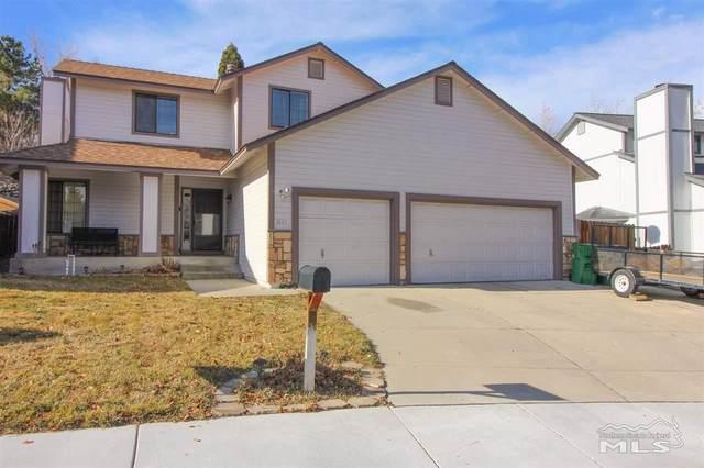 1661 Ashbury Lane, Reno, NV 89523 (MLS #210000546) :: Theresa Nelson Real Estate