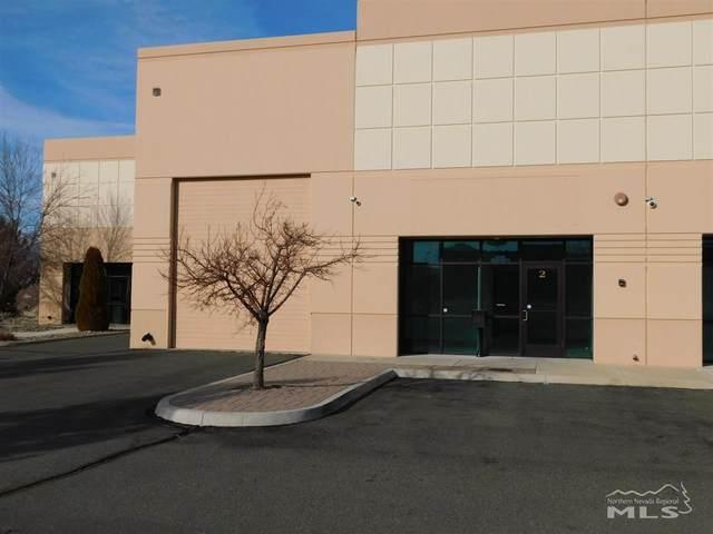 2559 Precision Drive #2, Minden, NV 89423 (MLS #210000551) :: Vaulet Group Real Estate