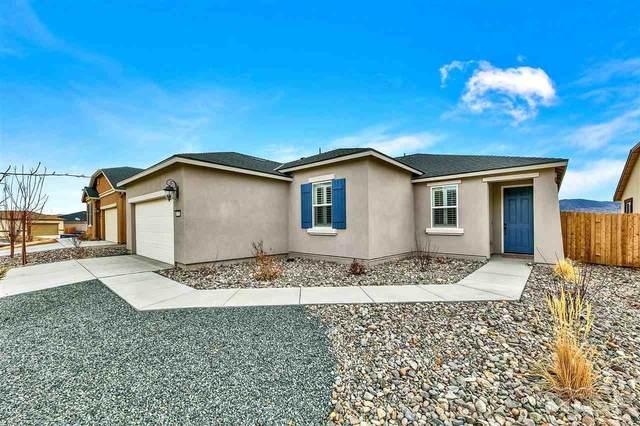 1102 Lahontan, Carson City, NV 89701 (MLS #210000553) :: Ferrari-Lund Real Estate